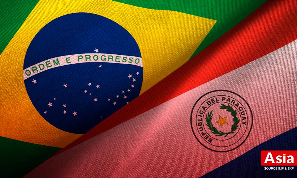 Relação Comercial entre Brasil e Paraguai